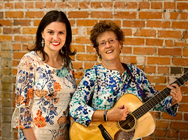 Colleen Crosson and Teresa Funke House Concert