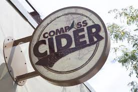 Colleen Crosson at Compass Cider